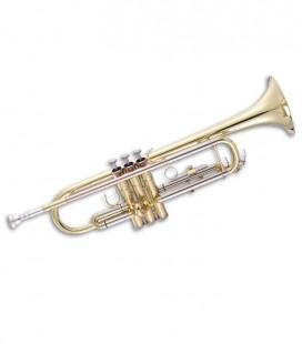 John Packer Trumpet JP501 B Flat Golden with Case