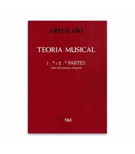 Artur Fão Book Teoria Musical parts 1 and 2