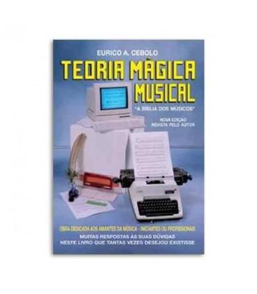Cover of book Teoria M叩gica Musical de Eurico Cebolo