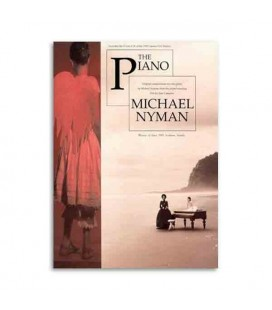 Music Sales Book Nyman the Piano CH60871