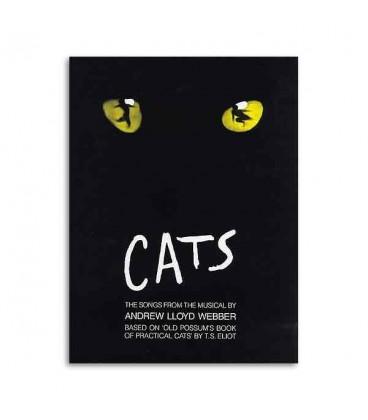 Music Sales Book Cats Piano Vocal FM10005