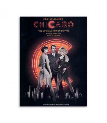 Chicago Movie Vocal Selection