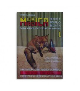 Eurico Cebolo Book Método Música Mágica No 1 MM 1
