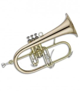 Photo of the John Packer Flugelhorn JP275SW