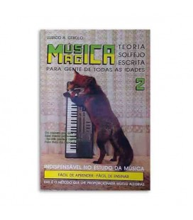 Eurico Cebolo Book Método Música Mágica No 2 MM 2