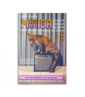 Eurico Cebolo Book Método Música Mágica 3 MM 3