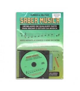 Eurico Cebolo M辿todo Saber M炭sica with CD SMUS