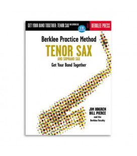 Berklee Practice Method Tenor Soprano Sax