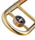 John Packer Tenor Trombone JP132R B Flat Golden with Case