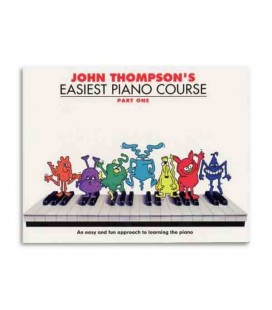 Thompson Easiest Piano Course 1