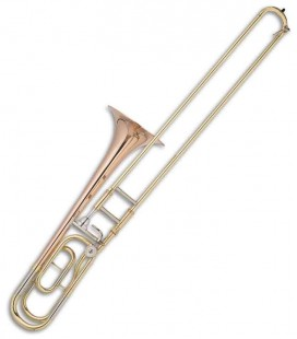 John Packer Tenor Trombone JP133MLR B Flat/F Golden with Case