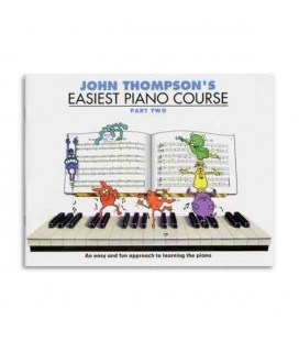 Book Thompson Easiest Piano Course 2 WMR000187