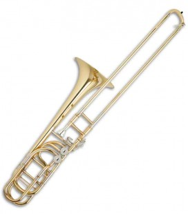 Photo of the John Packer Bass Trombone JP232