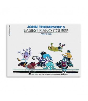 Thompson Easiest Piano Course 4