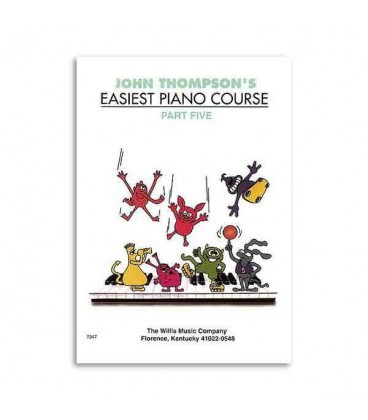 Thompson Easiest Piano Course 5