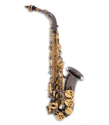 Photo of the John Packer Alto Saxophone JP045B
