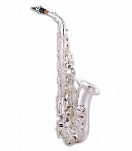 John Packer Alto Saxophone JP045S E Flat Silver Plated with Case