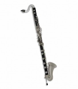 Photo of the John Packer Bass Clarinet JP222