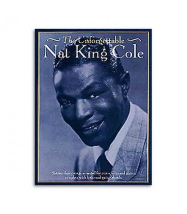 Book Nat King Cole Unforgettable AM954701