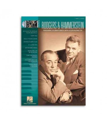 Play Along Piano Duet Rodgers and Hammerstein