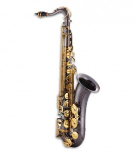 John Packer Tenor Saxophone JP042B B Flat Black with Golden Keys and Case