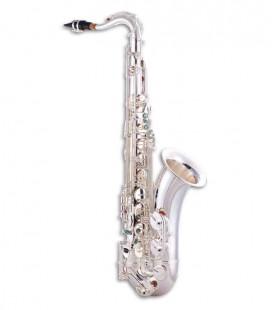 John Packer Tenor Saxophone JP042S B Flat Silver Plated with Case