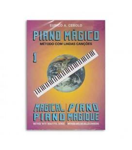 Cover of book Piano M叩gico 1