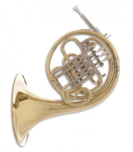 French Horn John Packer JP163 B Flat/F Lacquer with Case