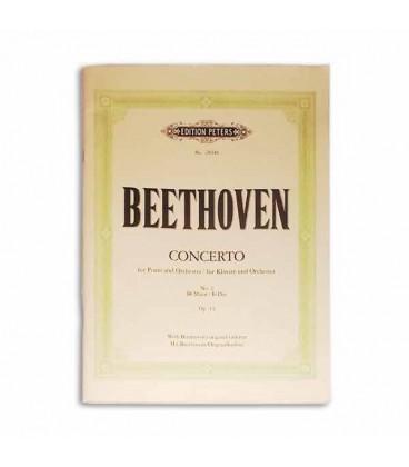 Beethoven Concerto No 2 Op 19 Peters