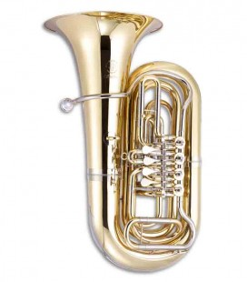 John Packer Tuba JP379B Sterling 3/4 B Flat Lacquer with Case