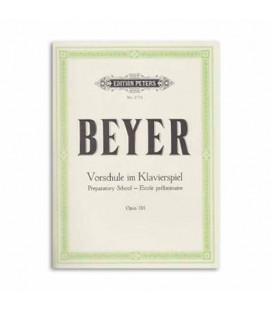 Cover of book Beyer Elementary Method for Piano Op. 101