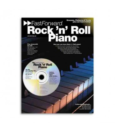 Fast Forward Rock nRoll Piano