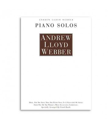 Andrew Lloyd Webber Piano Solos