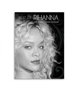 Music Sales Book AM1004817 Best of Rihanna