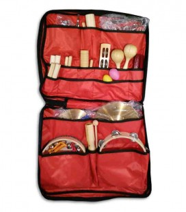 Percussion Set Honsuy 46600 21 Pieces
