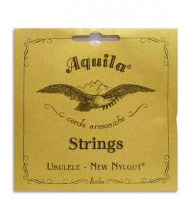 Aquila Concerto Ukulele Individual String 9 U