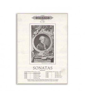 Edition Peters Book Haydn Sonatas Nº 2 EP7027