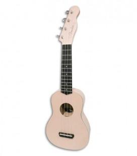 Fender Soprano Ukulele Soprano Venice Shell Pink