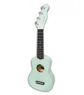 Ukulele Soprano Fender Venice Surf Green