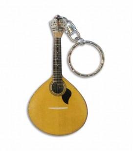 CNM Keyring Portuguese Guitar