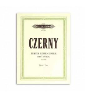 Czerny 1st Tutor 100 Exercises Opus 599