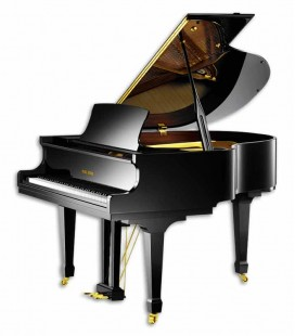 Grand Piano Pearl River GP150 PE 3/4 photo