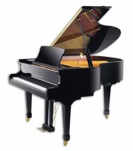 Pearl River Grand Piano GP160 PE Salon 160cm Black Polish