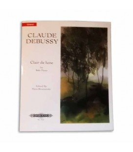Debussy Clair de Lune Edition Peters