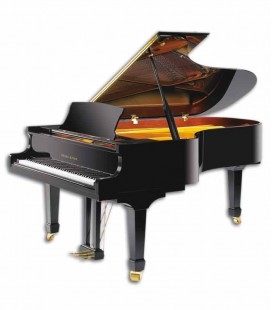 Pearl River Grand Piano GP212 PE Semi-Concert Grand Black Polish
