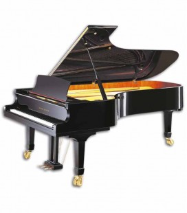 Pearl River Grand Piano GP275 PE Concert Grand Black Polish