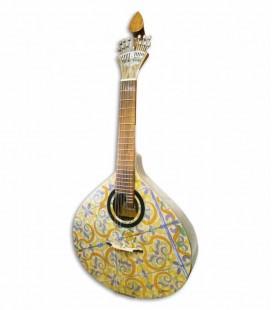 APC Portuguese Guitar GFHPCB Coimbra Model Spruce Mahogany Hand Painted