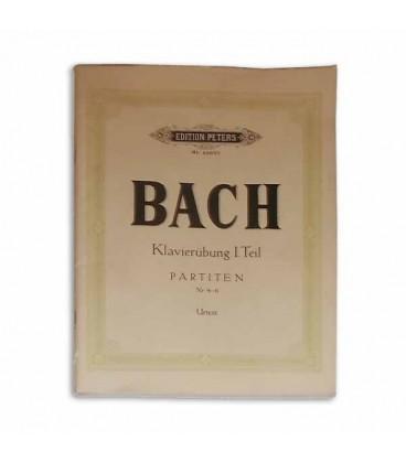 Bach Partitas Vol II N尊 4 to 6 Peters