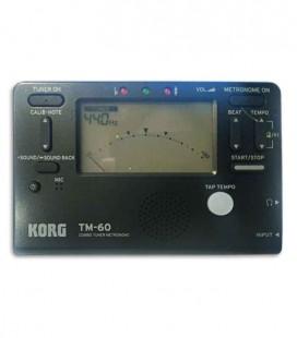 Tuner Metronome Korg TM 60