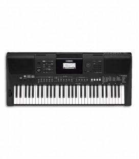Portable Keyboard Yamaha  PSR E463 61 Keys with Power Supply